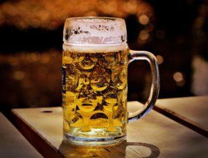 Birra con boccale